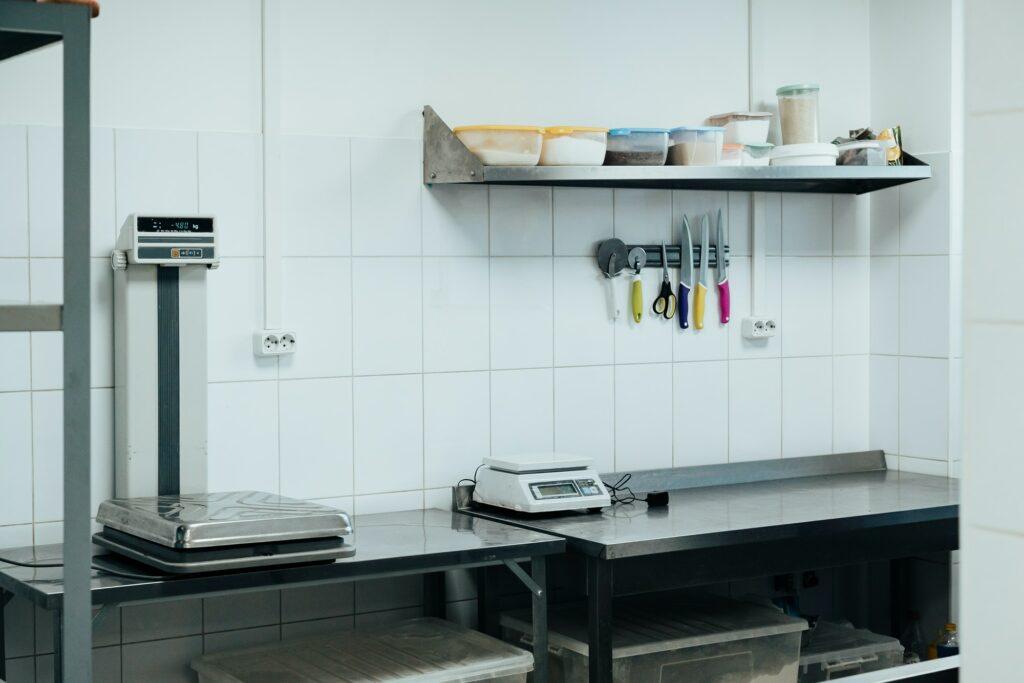 Kitchen bakery